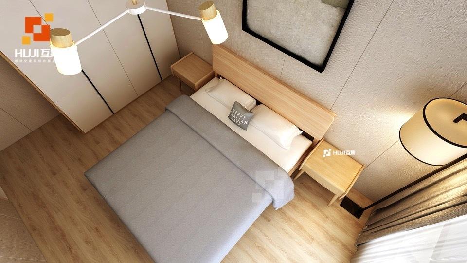集装箱民宿酒店:45平米F户-HUJI互集