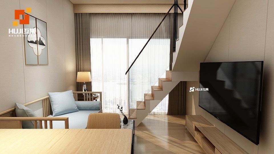 集装箱民宿酒店:45平米G户-HUJI互集